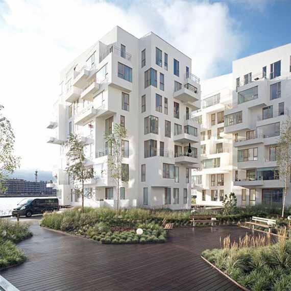 Apartment Building: Arsitektur Dan Desain